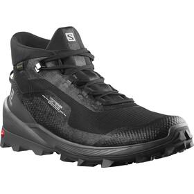 Salomon Cross Over Chukka GTX Shoes Men black/magnet/black
